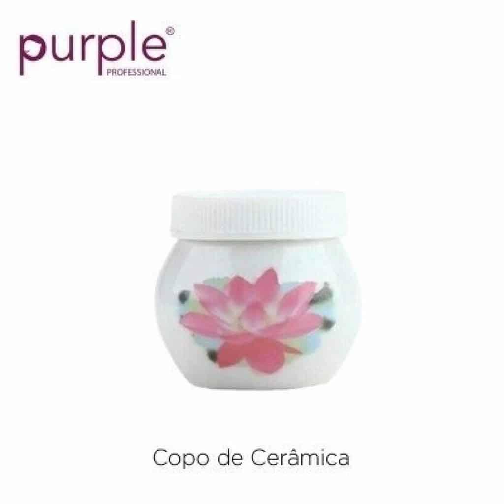 2e5120d p285 purple copo de ceramica