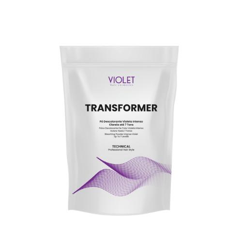 Violet Pó Descolorante