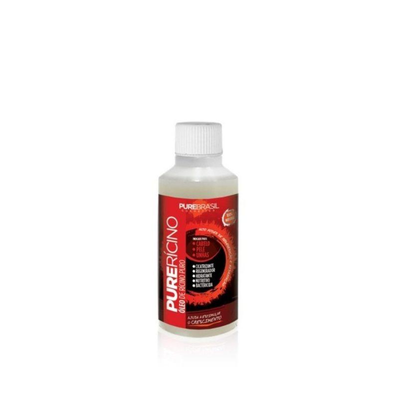 Pure Brasil Oleo De Ricino Puro 250ml