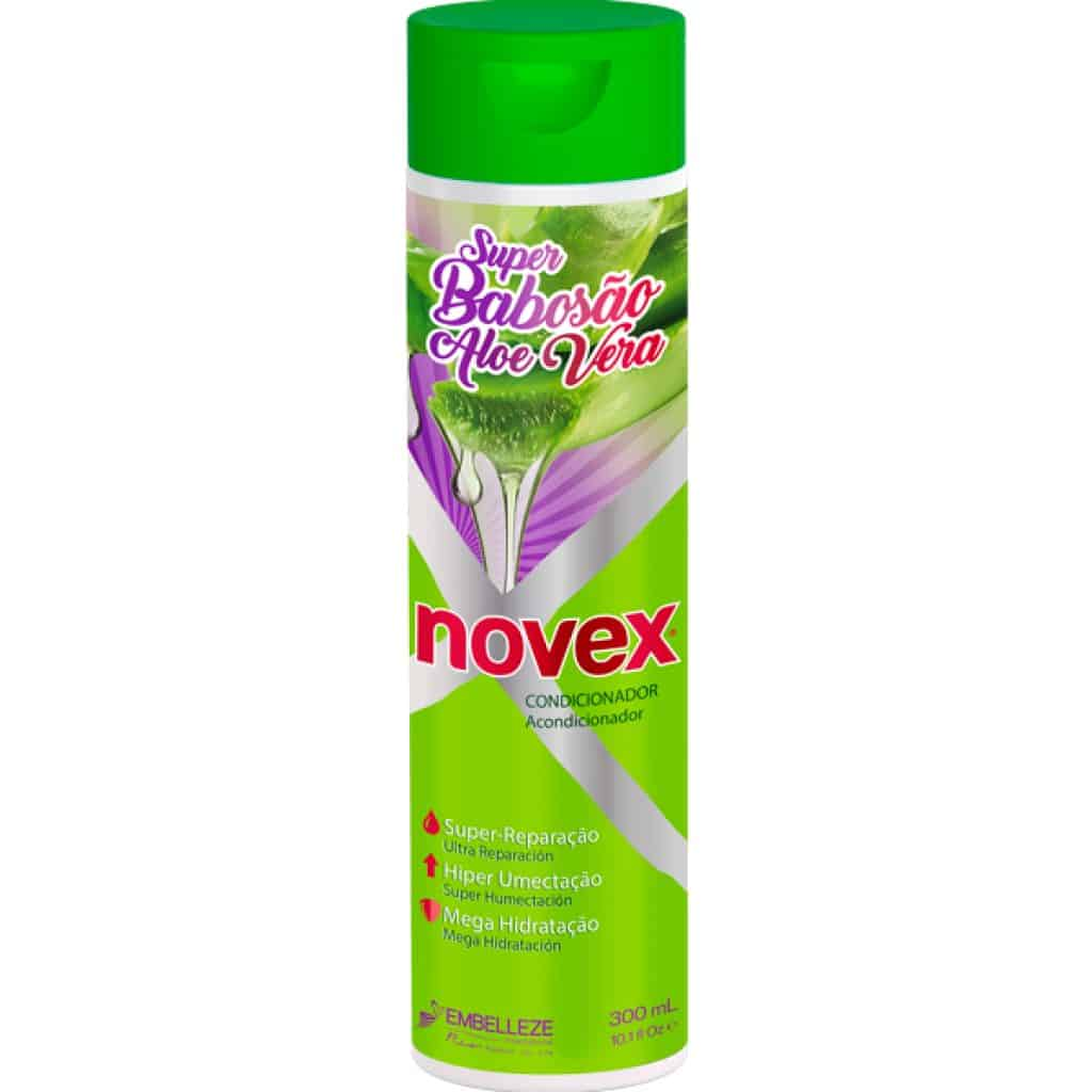 6772 Condicionador Novex Super Babosão Aloe Vera 300mL