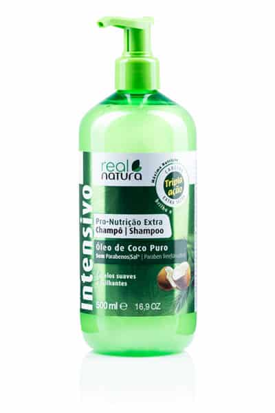 Real Natura Coco Puro Shampoo