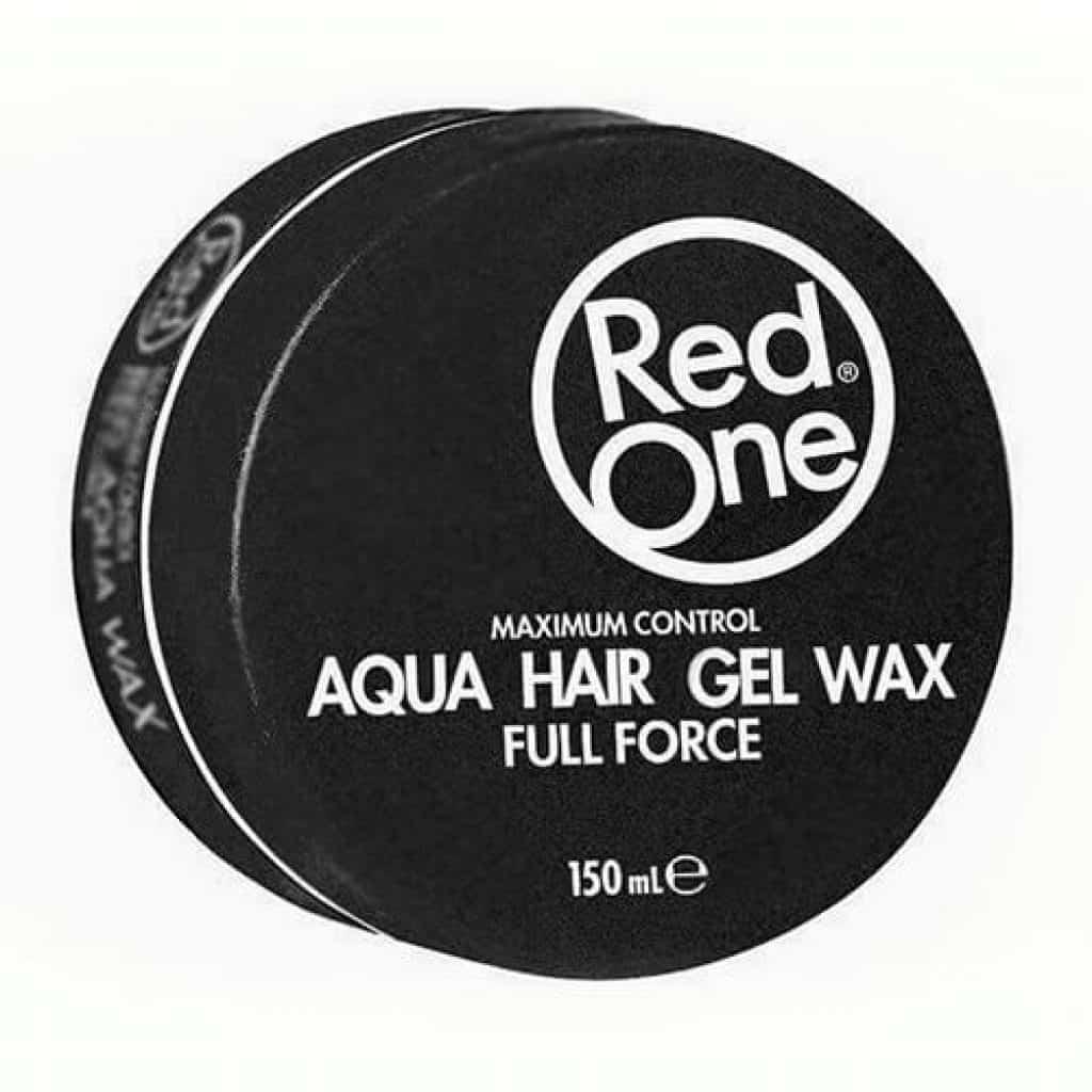 5cf1f8b haarwax redone zwart aqua gelwax 1