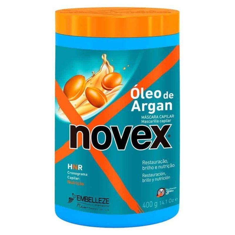 mascara novex oleo de argan 400g 276026