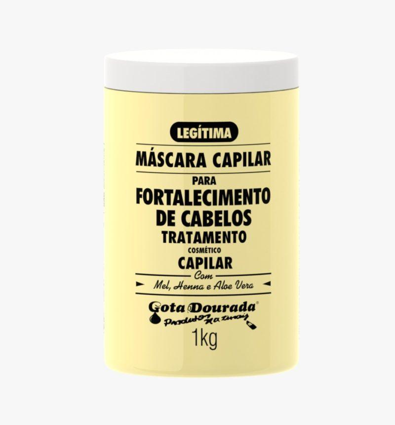 mascara capilar 1kg
