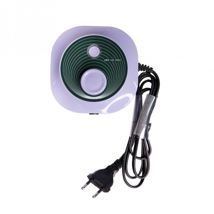 professional manicure milling machine and pedicure metal handle 30w 35000 rpm mollylac jmd 102 pro purple purple
