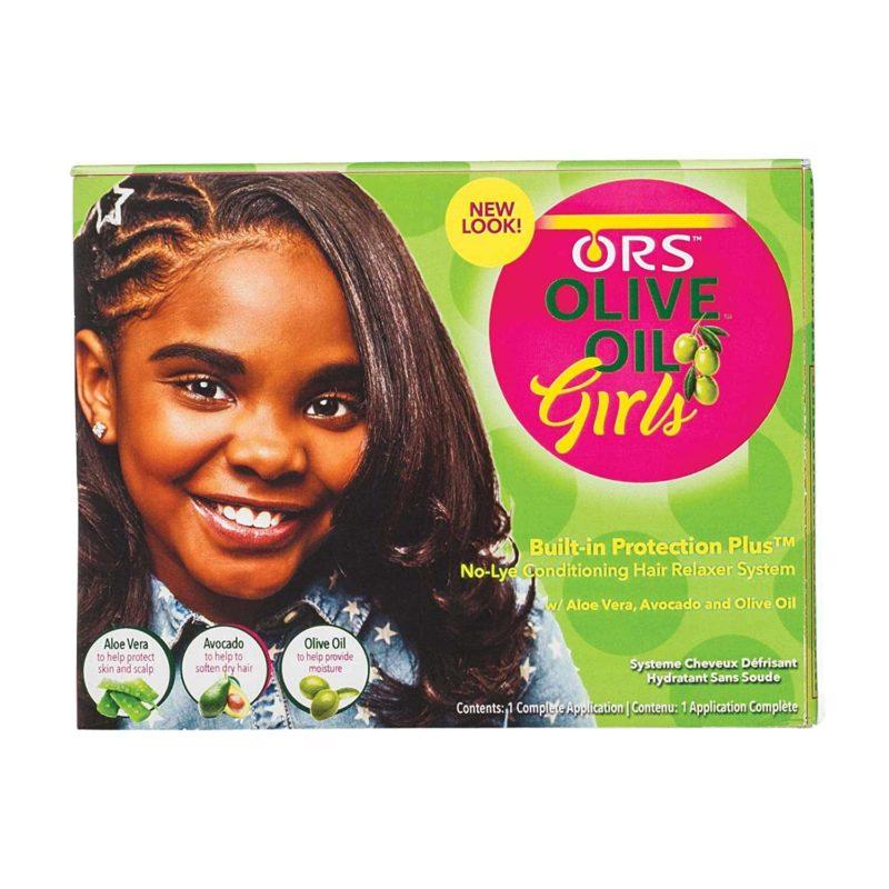 Ors oliver oli girls relaxer 1 aplicação regular
