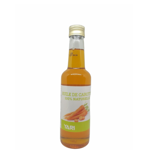 Yari 100% Óleo de Cenoura