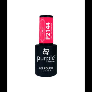 Purple Verniz Gel P2144 Crazy for Diamonds 10ml