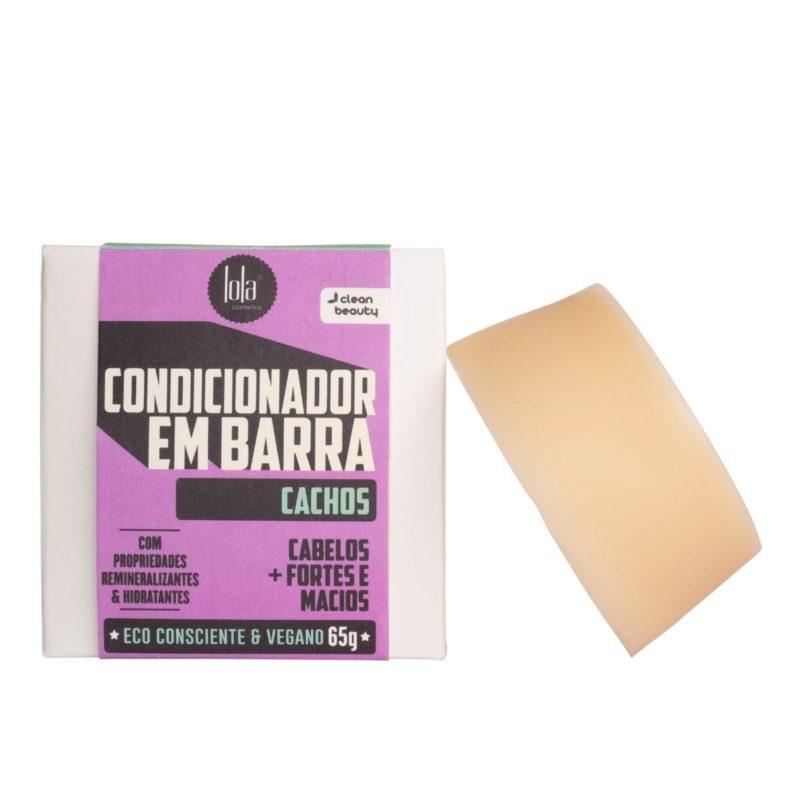 Lola Condicionador Barra Cachos 90g