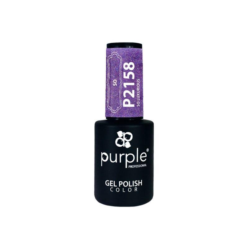 Purple Verniz Gel P2158 So Luxurious 10ml