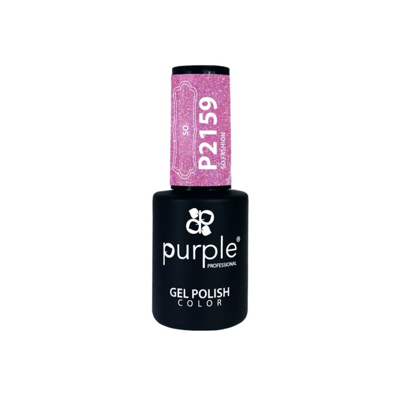 Purple Verniz Gel P2159 So Fashion 10ml