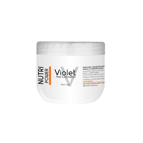 Violet Máscara